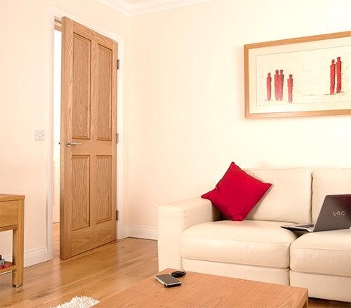 Вне зависимости от оформления помещения существует много возможностей правильного выбора межкомнатных дверей