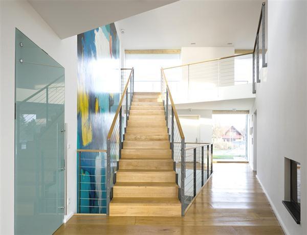 Прочность лестницы