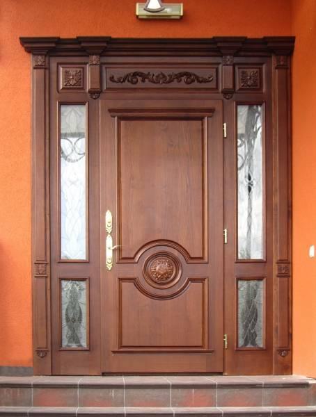 Двери из массива - ru121ru