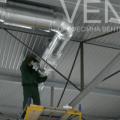 Beнтиляція, системи кондиціонування, повітряного опалення