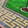 Укладка тротуарной плитки под ключ, Компания Град