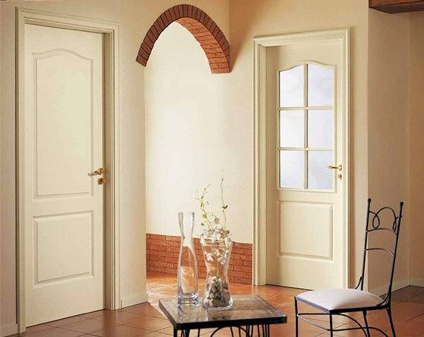 межкомнатные деревянные двери классика которая всегда в моде
