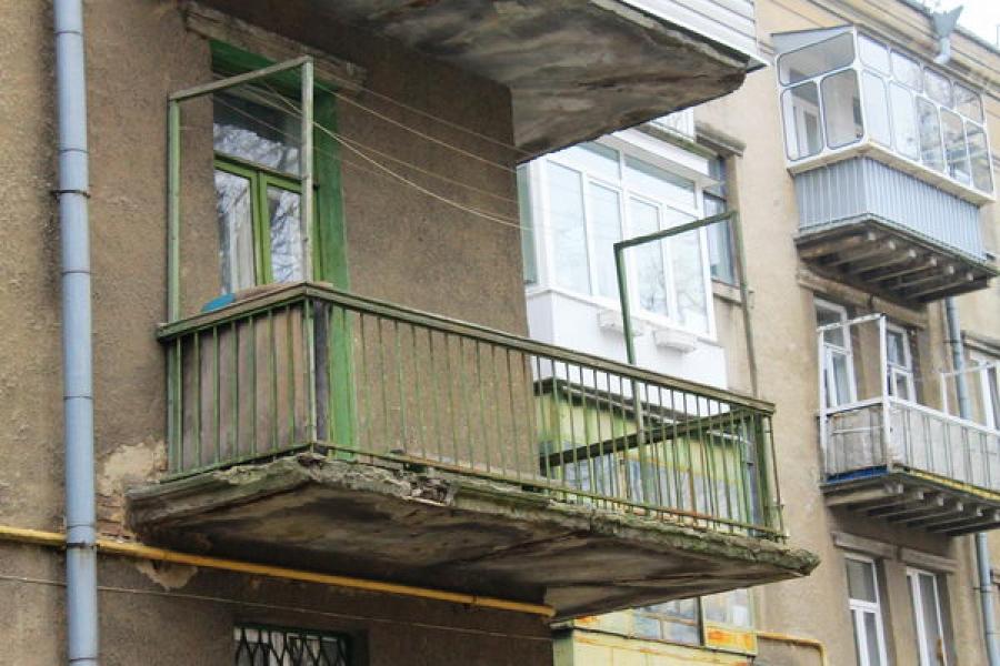 Как правильно организовать ремонт на балконе? - строительный.
