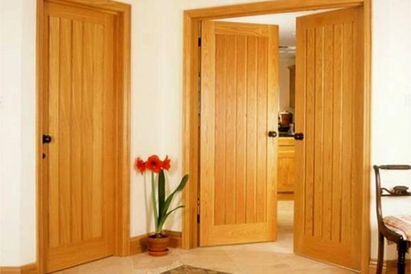 деревянные межкомнатные двери под заказ и их особенности