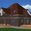 Архитектура, 3D дизайн, проектирование домов
