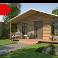 Будівництво під ключ каркасних будинків та котеджів з дерева та СІП-панелей