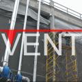 Beнтиляційні системи, кондиціонування: проектування, монтаж, обслуговування