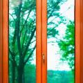 Деревянные окна. Окно стандарт. Премиум класс.