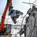 Демонтаж, снос домов, зданий, строительных сооружений.