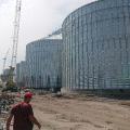 Строительство промышленных зданий, торговых центров, офисных помещений, отделений банков и др.