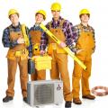 Установка, монтаж бытовых и полупромышленных кондиционеров