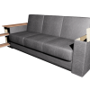Перетяжка, ремонт, обивка мягкой мебели
