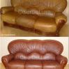 Перетяжка мягкой мебели и реставрация изделий из кожи, Color DE-Luxe