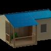 Строительство быстровозводимых домов для баз отдыха и дачных домов, СтройДеталь