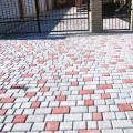 Укладка тротуарной плитки, дорожек